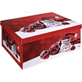 Nips christmas storage box for baubles decorations with Christmas bauble storage