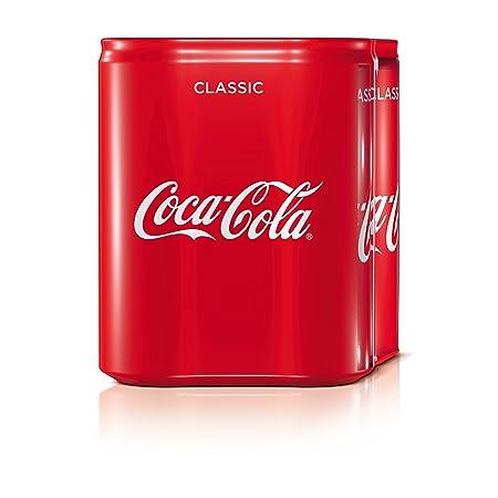 Coca-Cola Einweg Dose, (4 x 0,33 l): Amazon.de: Amazon Pantry