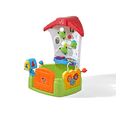 Step2 Toddler Corner House Corner Playhouse: Toys & Games