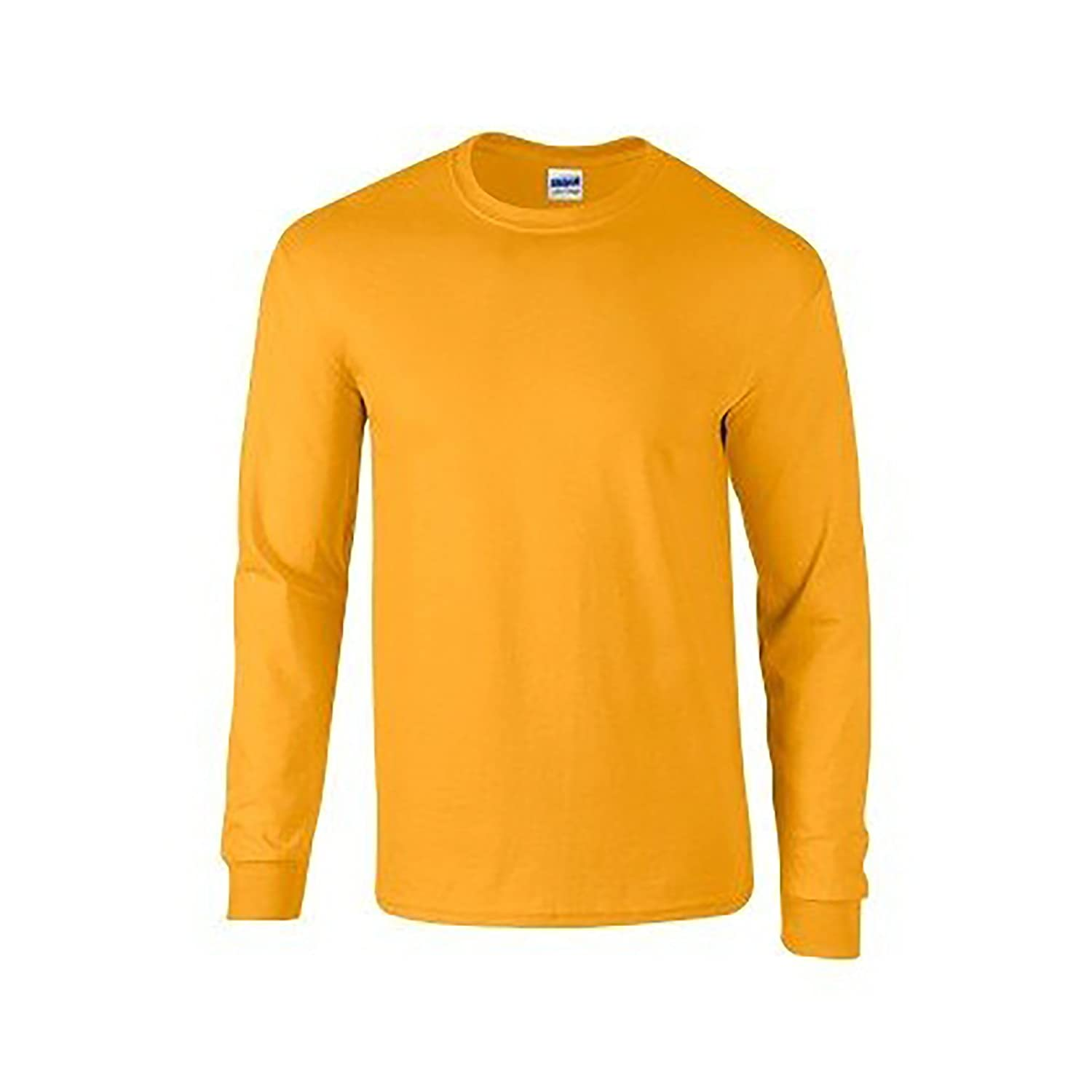 Gildan Mens Soft Style Long Sleeve T-Shirt G644