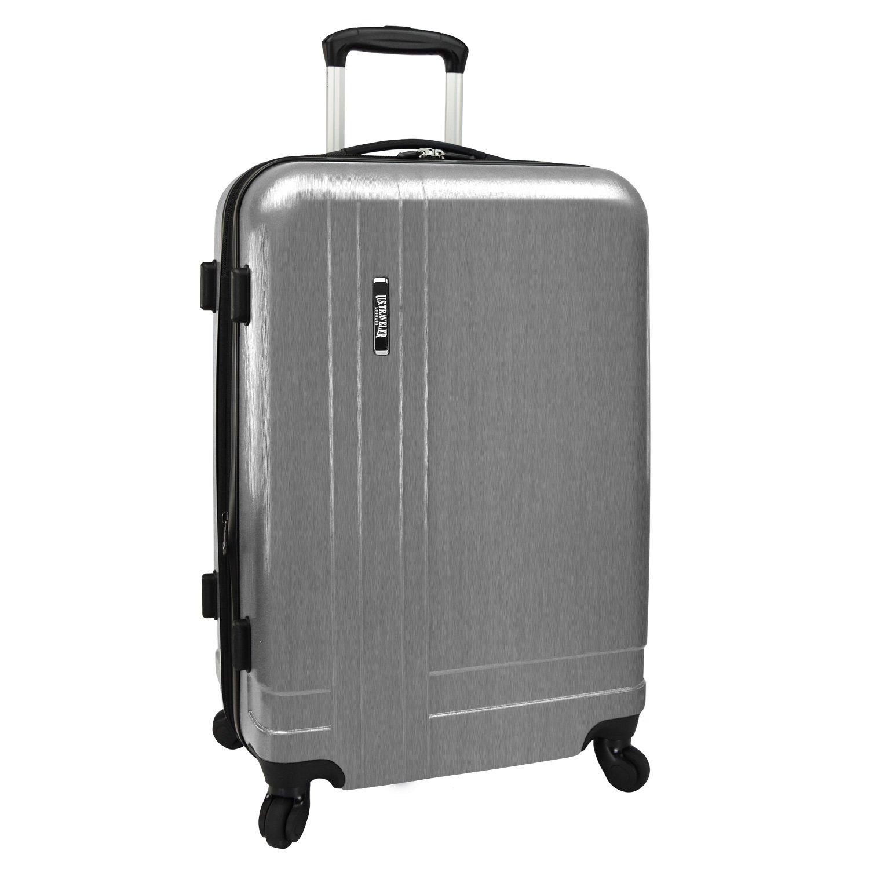 U.S. Traveler 機内持ち込み手荷物 B07DVR79YZ シルバー