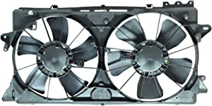 Universal Air Conditioner FA 50070C A/C Condenser Fan Assembly