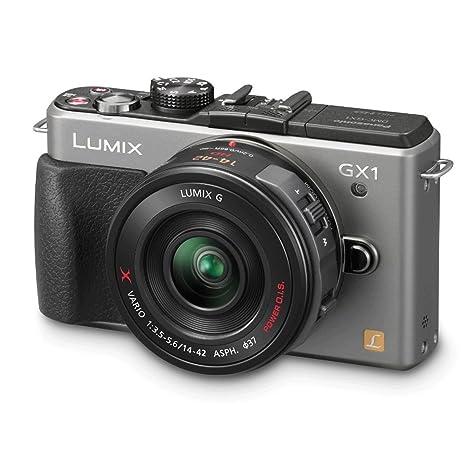 Panasonic Lumix DMC-GX1 - Cámara Digital compacta híbrida con ...