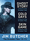 The Dresden Files Collection 13-15 (The Dresden Files Box-Set Book 3)