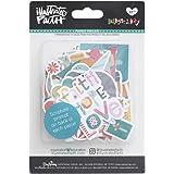Illustrated Faith - Die Cut Paper Pieces - Faith, Hope, Love