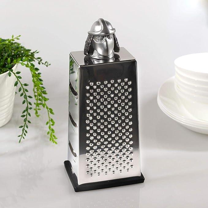 Amazon.com: Trituradora de queso de acero inoxidable con ...