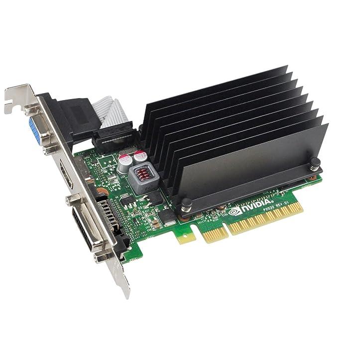 EVGA GeForce GT 730 2GB Placa de Vídeo 02G-P3-1733-KR