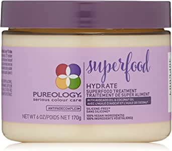 Pureology Hydrate Superfood Treatment Mask, 170 g
