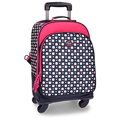 Movom Flamenca Cartable, 44 cm, 29.57 liters, Multicolore (Multicolor)