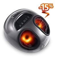 Tespo Shiatsu Foot Massager Machine