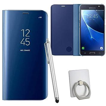 Guran® Mirror Efecto Espejo Funda para Samsung Galaxy J5 (2016 ...