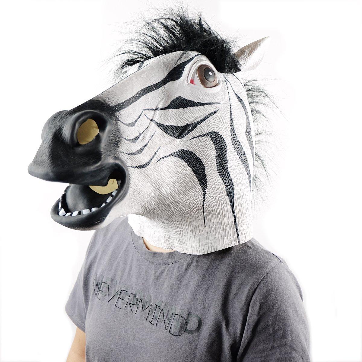 Ausgezeichnet Zebramaskenschablone Zeitgenössisch - Entry Level ...