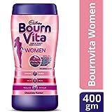 Cadbury Women's Bournvita Chocolate Health Drink (400 g)- Pack of 2