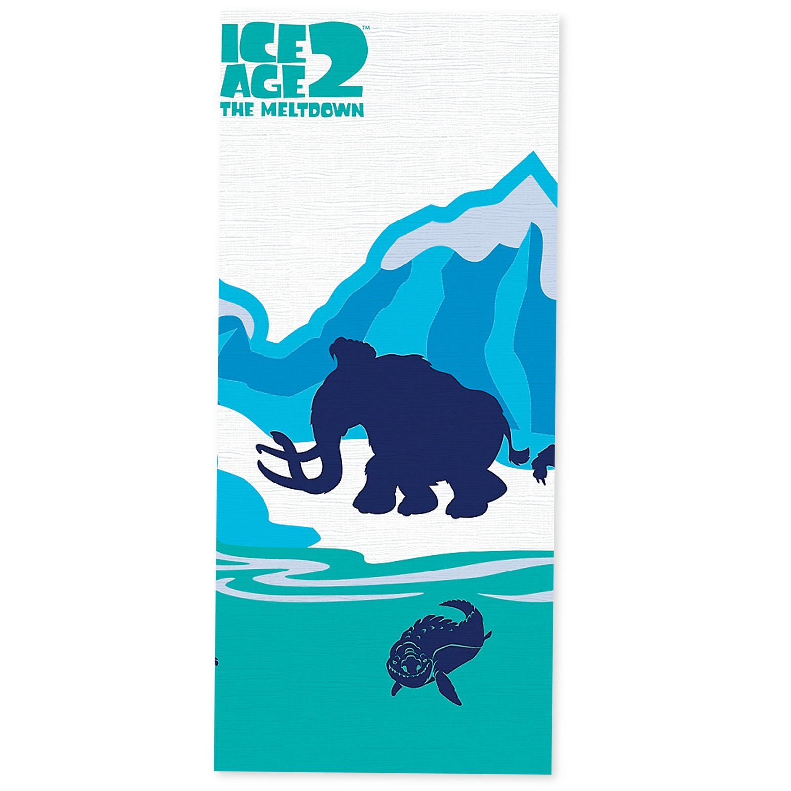 Ice Age 2 Table Cover