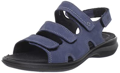 6536f4e8c ECCO Women s Breeze 3 Ankle-Strap Sandal