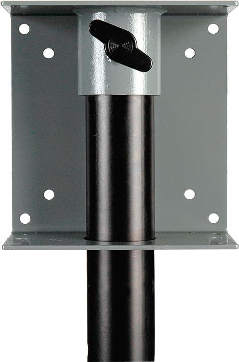 Amazon Com Delvcam Speaker Stand Pole Mount For Flat Panel Tvs