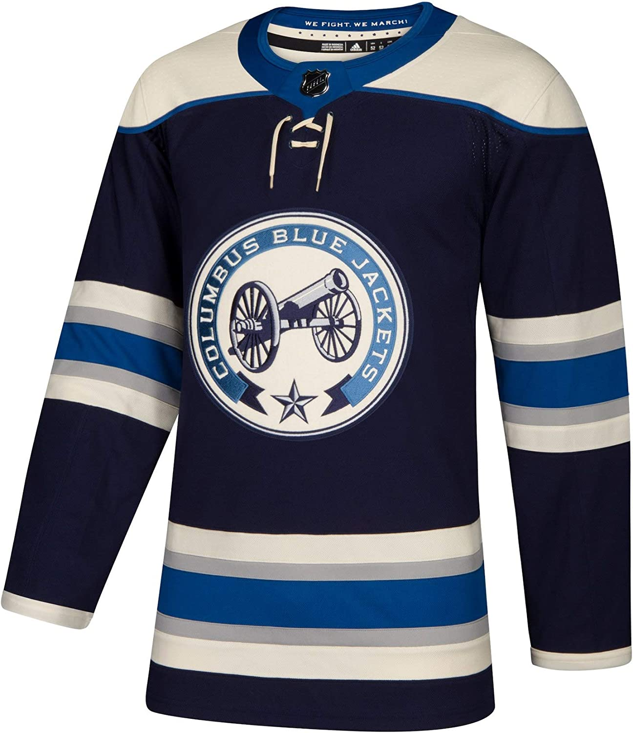 columbus blue jackets original jersey
