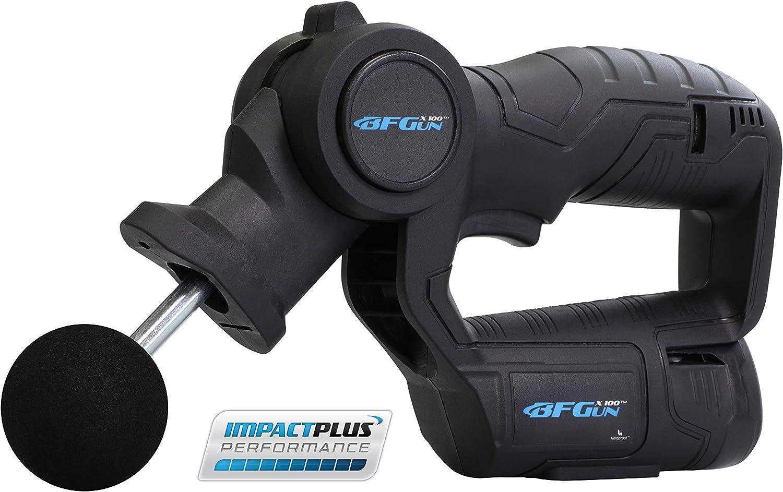BFGun HyperDrive Percussive Therapy Muscle Massager Gun