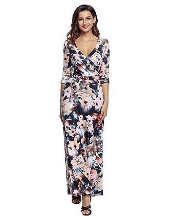 Floral Summer Maxi Dresses