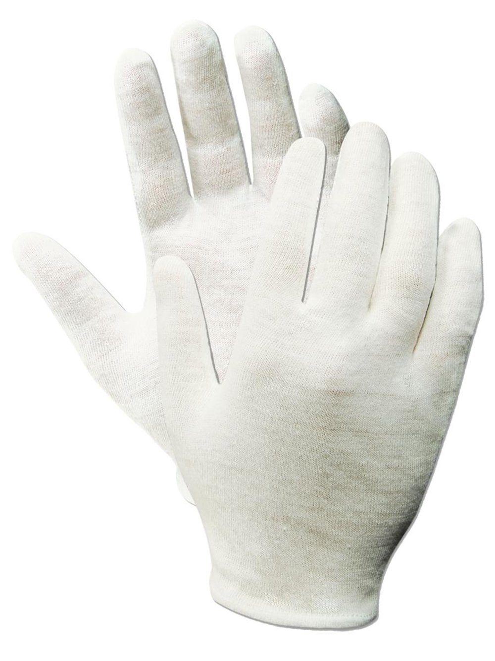 Magid TouchMaster 660H661H Cotton Inspection Glove, Men's (Pack of 48 Pairs) by Magid Glove & Safety B004THN5NE