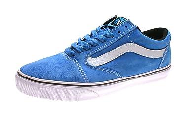 58ad1b21820775 Vans TNT 5 Sky Blue White VN-0 L2ZY16 Herren Sneaker  Amazon.de ...