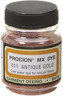 product image for Dbest Jacquard Procion Mx Dye, 2/3-Ounce, Antique Gold