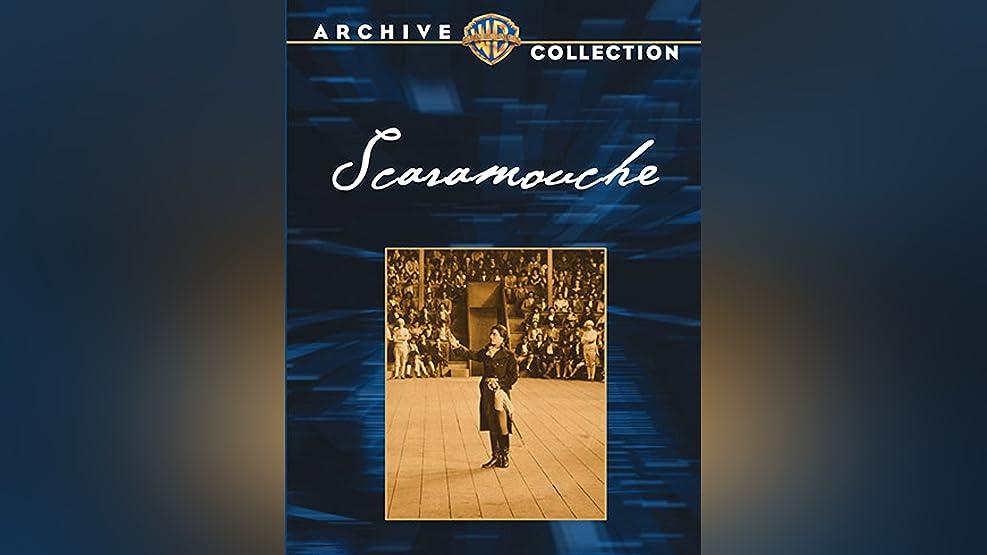 Scaramouche (1923)