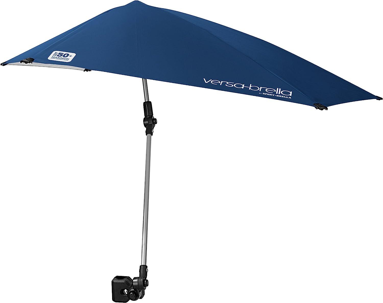 Adjustable Umbrella With Universal Clamp