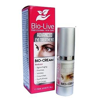 Amazon Com Bio Cream For Dark Circles Puffiness Bags Bio Eye