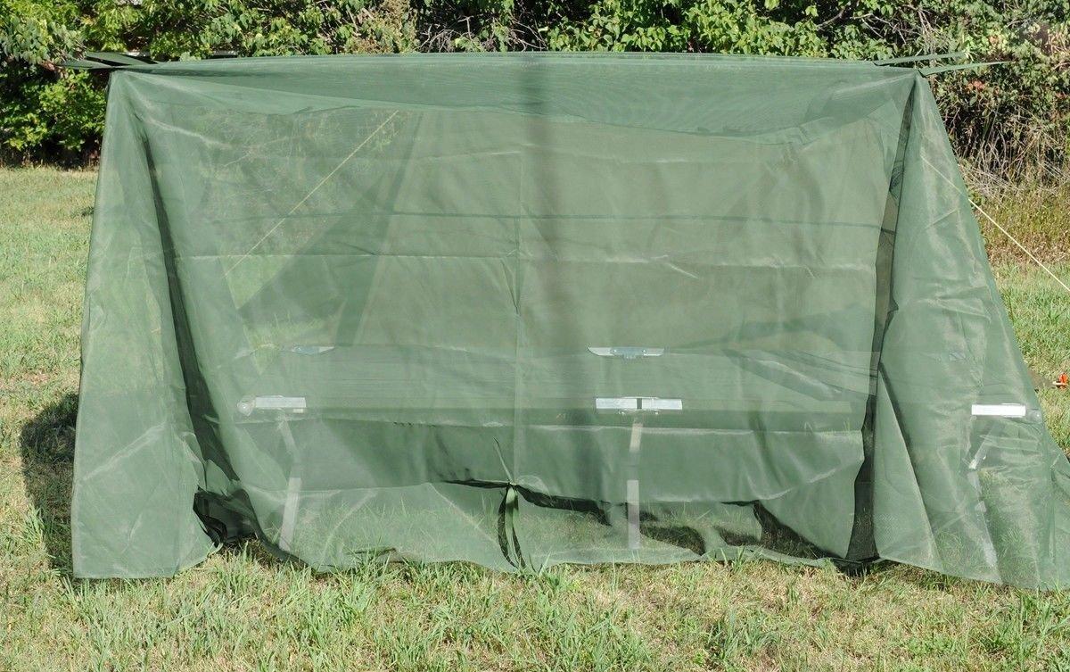 USGI Military Mosquito Net Barrier review