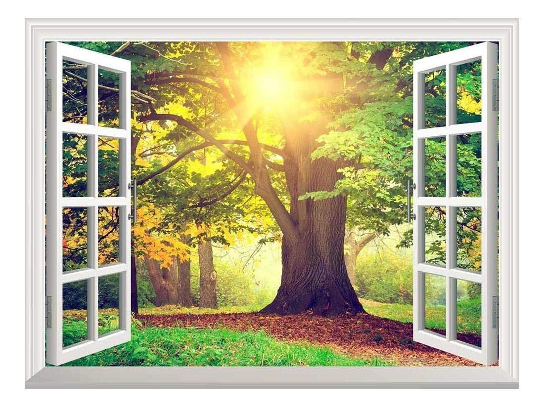 Creative Window View Wall Decor