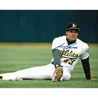 $35 Get Jose Canseco Signed 8x10 Photo Oakland Athletics - AWM COA MLB Autographed A's 6 - Autographed MLB Photos