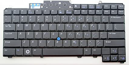 SellZone UC172 Keyboard for Dell Latitude D620 D630 D820 Precision M65. Part Numbers: 0UC172 UC172 NSK D5001 9J. N6782.001. Replacement Keyboards