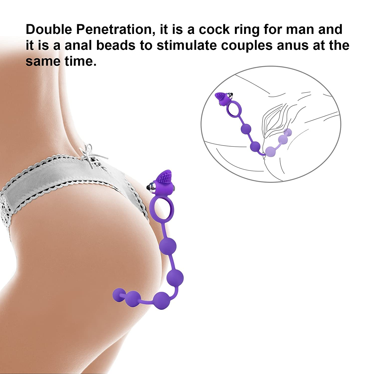 How anal beads work