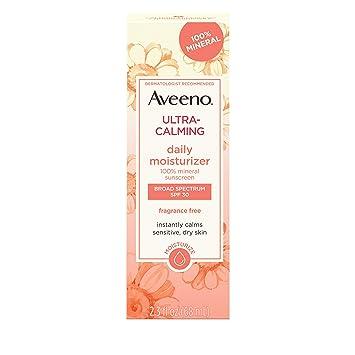 ultra sensitive moisturizing & calming day cream