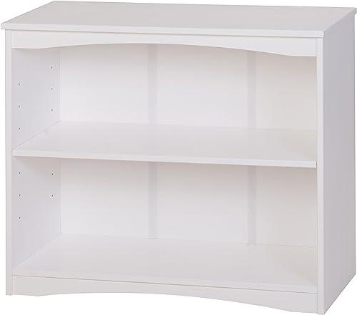 Camaflexi Bookcase, 30.5 H x 36 W x 12 D, White