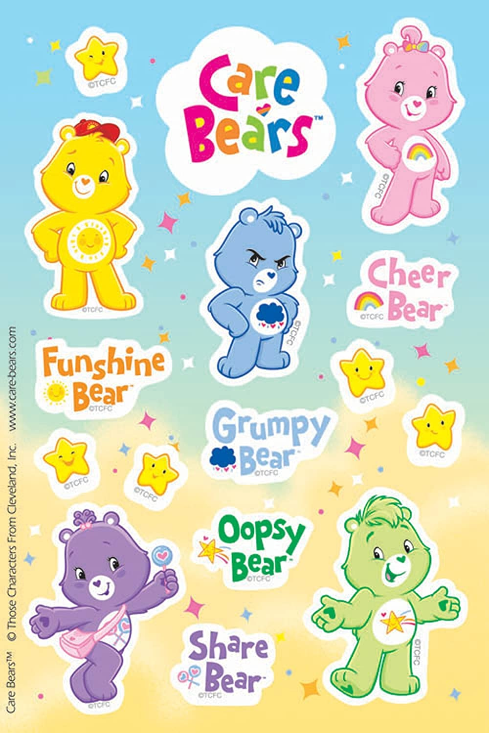 Names care pictures with bear