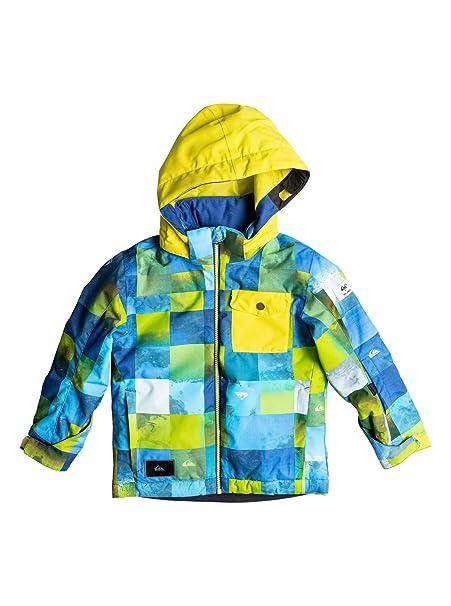 Quiksilver Little Mission - Chaqueta para Nieve para Niños 2-7 EQKTJ03006   Amazon.es  Ropa y accesorios 2bd44ee39bb