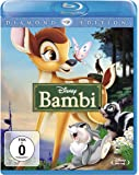 Bambi - Diamond Edition [Blu-ray]