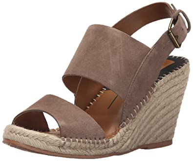 54527da101 Amazon.com: Dolce Vita Women's Tix Espadrille Wedge Sandal: Shoes