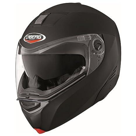 Caberg Modo Easy Moto Casco termoplástico – Negro Mate