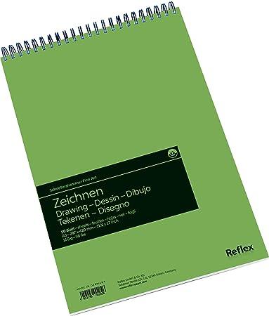 Amazon.com: Schoellershammer 11.7 x 16.5 inch A3 papel de ...
