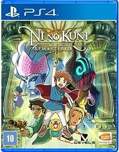 Ni No Kuni: Wrath of the White Witch Remasterizado - PlayStation 4