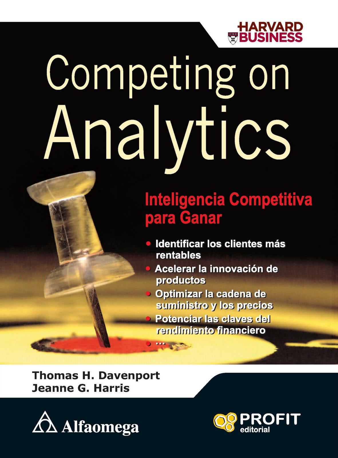 Competing On Analytics Pdf
