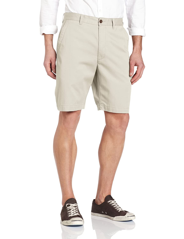 Savane Men's Eco-Start Classic Twill Short Savane Men's Bottoms SFSH0107SU