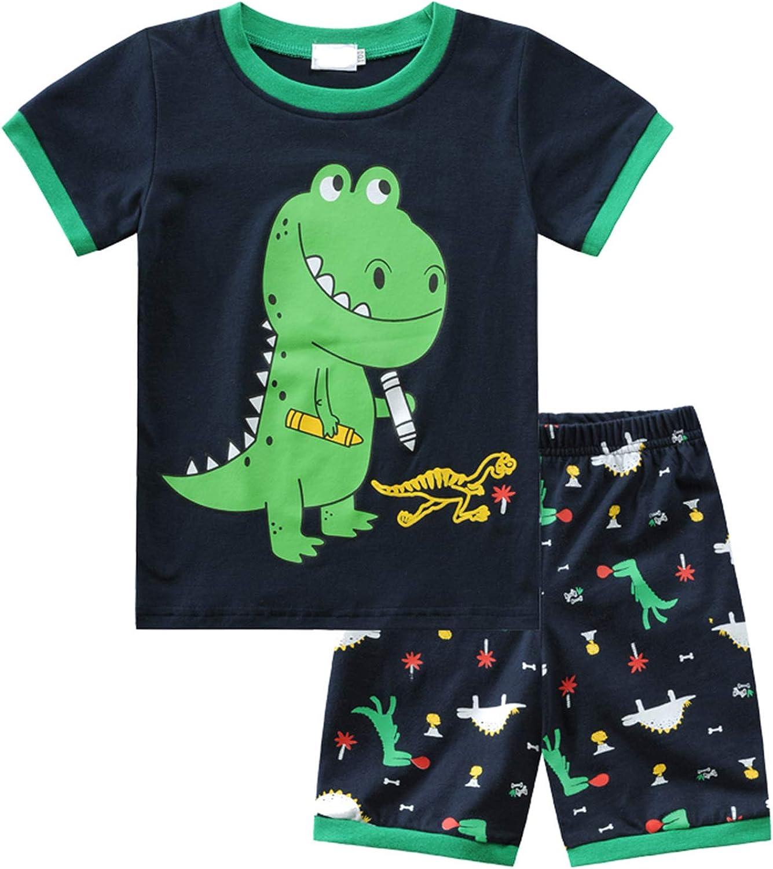 MIXIDON - Pijama corto para niños (manga corta).: Amazon.es: Ropa y accesorios