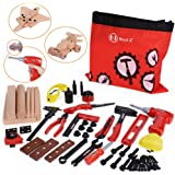 NextX 69 Pieces Kids Toy Tool Kit Set with Drill Children Pretend Play Game Construction Toys Role Play Set For Boy Girl