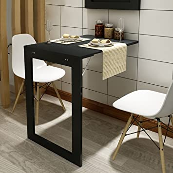 Tables Murales Subbye Table Pliante Multifonctionnelle Style