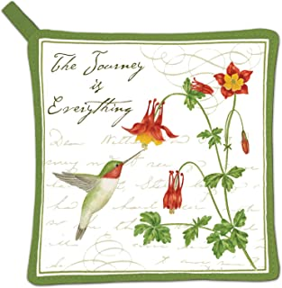 product image for Alice's Cottage AC21438 Hummingbird Pot Holder