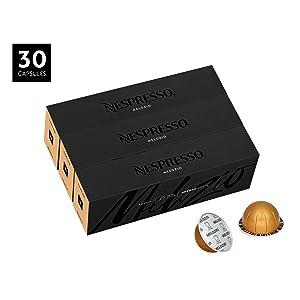 Nespresso VertuoLine Coffee, Melozio, 30 Capsules
